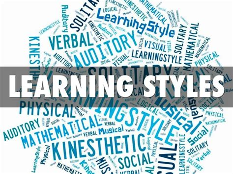 learning styles atlas