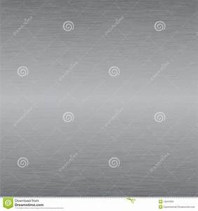 Brushed Metal Plate Texture Stock Images - Image: 12647634