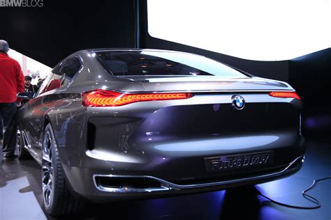 Bmw Vision Future Luxury Concept  Live Photos