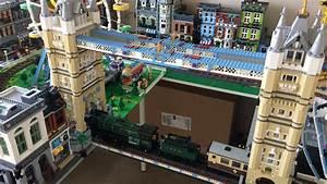 Lego Tower Bridge : lego 10214 big london tower train bridge moc custom city ~ Jslefanu.com Haus und Dekorationen
