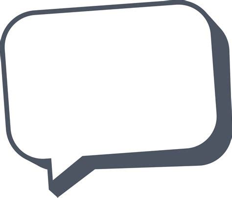 conversation box png quote clipart chat pencil and in color quote
