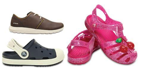 crocs flash sale   select styles southern savers