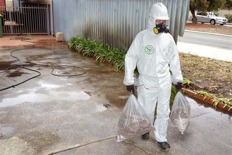 asbestos removal rockhampton  safe acm removal job