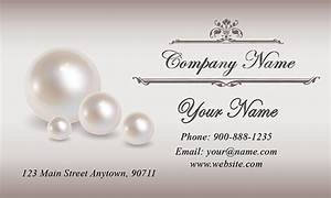 Double Sided Wedding Business Card
