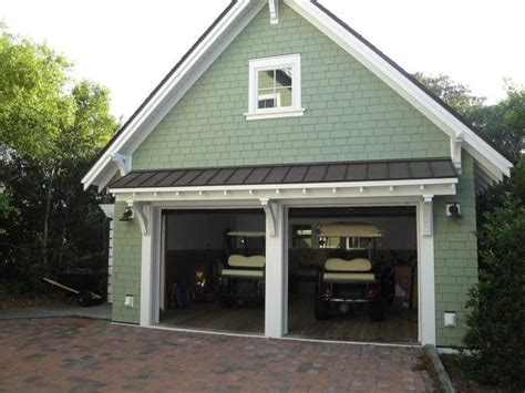 ideas   car garage  pinterest garage design cottage house exterior