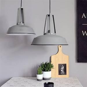 Lampe Suspension Industrielle : lampe industrielle large gamme de lampes industrielles ~ Dallasstarsshop.com Idées de Décoration