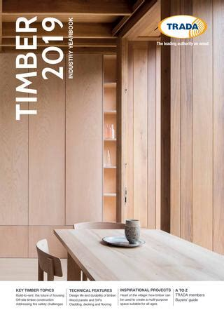 trada timber industry yearbook   open box media