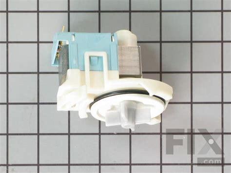 Oem Kenmore Dishwasher Drain Pump
