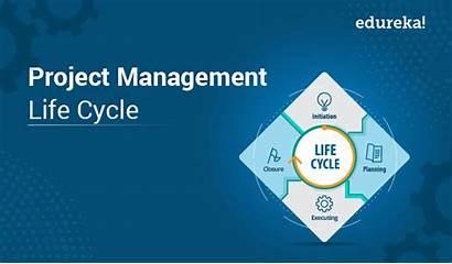 Project Management Cycle Edureka Certification Courses