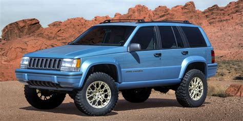 old white jeep cherokee jeep built five concepts for easter jeep safari but this