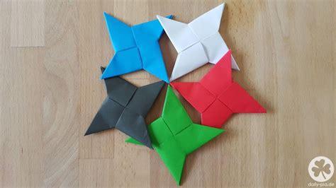 kindergeburtstag basteln jungs diy wurfstern ninjastern origami liam 7th birthday