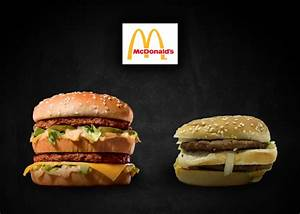 Burgers in South Africa – real life vs advertisements