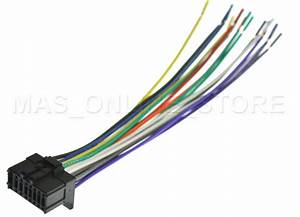Wire Harness For Pioneer Avic