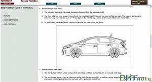 Toyota Prius Hybrid Zvw30 Service  U0026 Repair Manual 2009