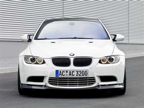 Ac Schnitzer Presents The Bmw M3, 1-series Coupe And Two