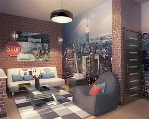 Gaming Zimmer Deko : remodelaholic top ten teen hangout areas and link party ~ Markanthonyermac.com Haus und Dekorationen