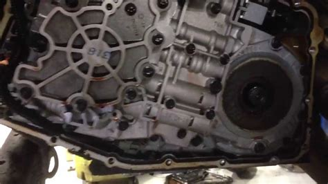 gm te transmission code p diagnosis  repair