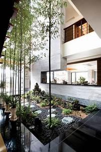 34, Interior, Designs, With, Indoor, Trees