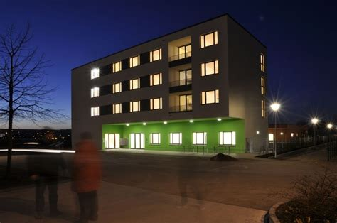 Max Kade Haus Erfurt  Sittig Architekt Jena