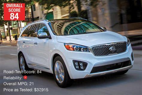 Consumer Reports Best Luxury Suv 2016  Autos Post