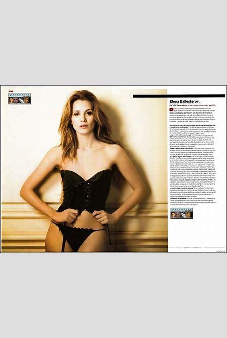 Elena Ballesteros Nude Pics Nude Nude Picture Hd