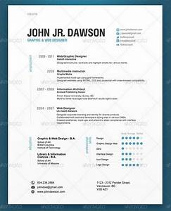 30 modern and professional resume templates With resume styles and templates