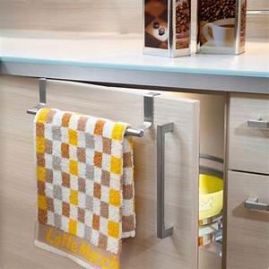 Ausziehbarer handtuchhalter fur kuche und bad edelstahl for Handtuchhalter küche