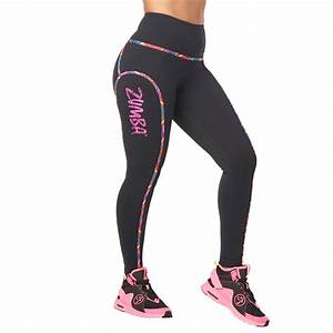 zumba high waisted piped ankle zumba shop