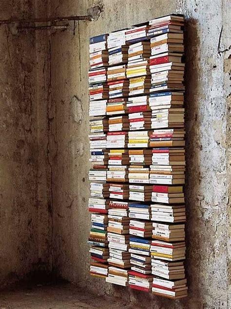 Diy Bookshelves  18 Creative Ideas And Designs