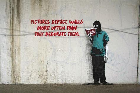 likes  social media artwork  banksy
