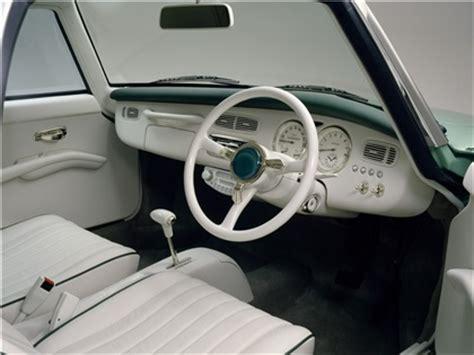 nissan figaro interior 1989 nissan figaro concept концепты