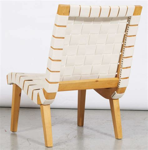 jens risom for knoll lounge chair at 1stdibs
