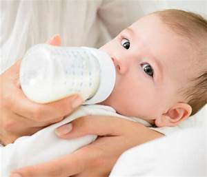 Some Useful Tips for Bottle Feeding your Baby