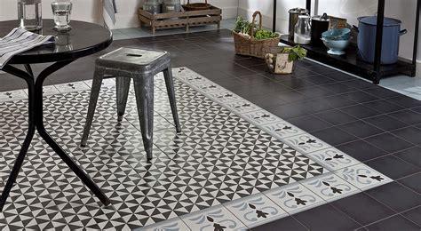 carreau de ciment cuisine tapis en carreaux ciment
