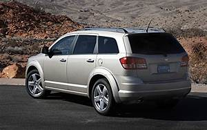 2009 Dodge Journey - First Drive