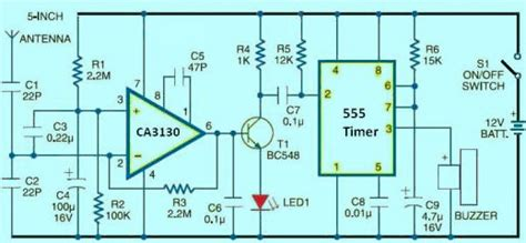 Free Electrical Projects With Circuits For Engineering