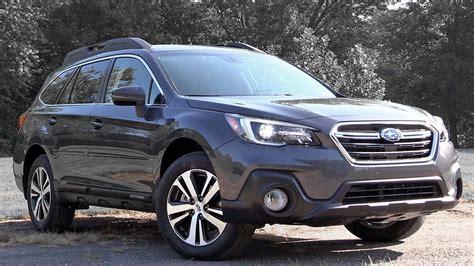 2019 Subaru Outback Review Youtube