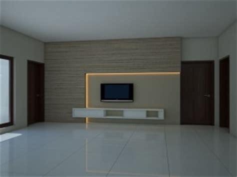 Captivating TV Wall Design Ideas by AmerAdnan