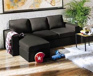 test et avis du canape d39angle jules de maisons du monde With canapé d angle payable en 4 fois