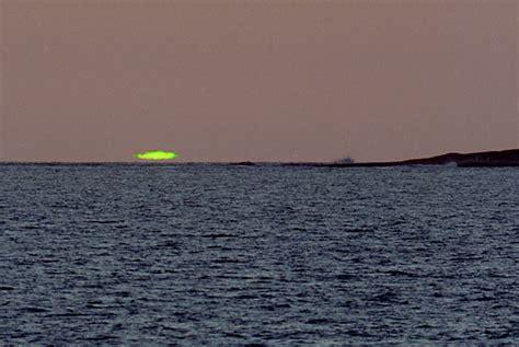 madagascar green flash