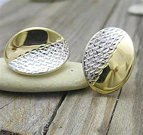 Šperk Zlatnictví - Náušnice ze zlata: oválky v harmonickém ...