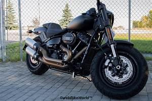Harley Fat Bob : 2018 harley davidson softail fat bob 114 review web bike world ~ Medecine-chirurgie-esthetiques.com Avis de Voitures
