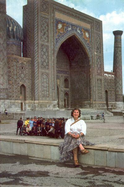 About Muriel Foulger  Her Life, Art And Travels  Art History