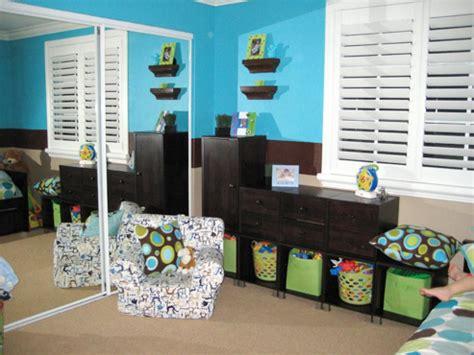 Boys' Playroom Ideas