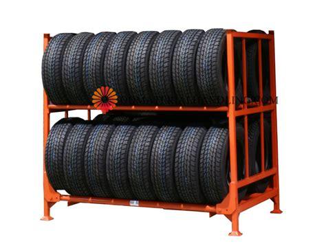 Stackable Tire Racks?portable Tire Rack/ Racking