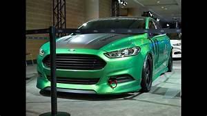 Ford Fusion Taitanium 2014 Modified Wide Body