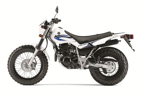 2012 Yamaha Dual Purpose Tw200