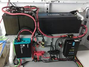 Promaster Camper Van Electrical System