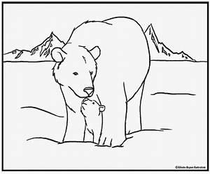 Tundra coloring, Download Tundra coloring