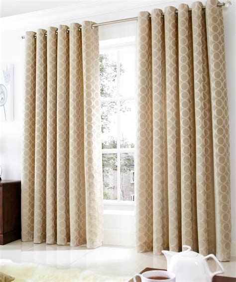 Heavy Curtains by Luxury Heavy Chenille Lined Curtains Eyelet Curtains